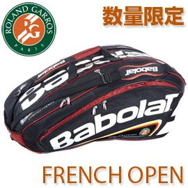 バボラ 全仏オープン ラケットホルダーx12 TEAM