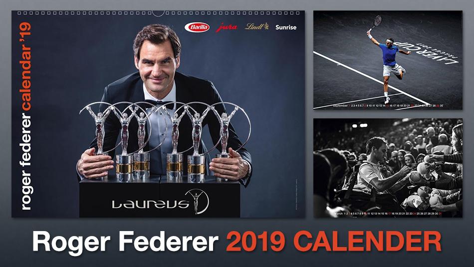 フェデラーカレンダー